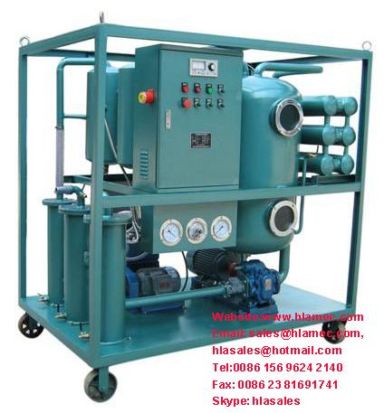 Used Lubricating Oil Filtration Systems