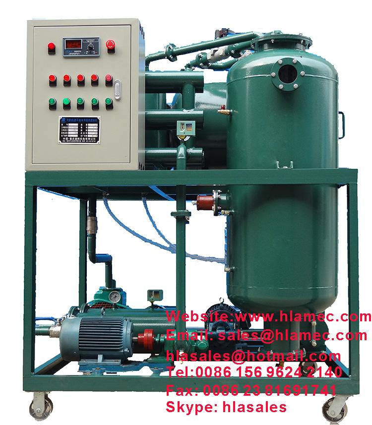 Used Hydraulic Oil Recycling Filter Machine