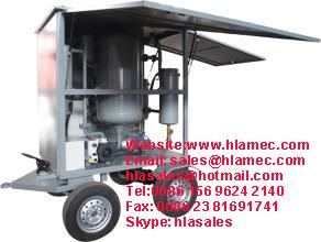 Transformer Insulating Oil Purification machine