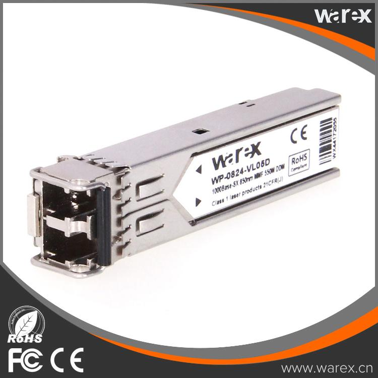 GLC-SX-mm SFP Compatible Transceiver 850nm 550m MMF