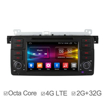 Octa Core In Car Navigation multimedia player for BMW