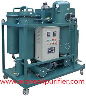 ST Turbine Oil Purifier Machine