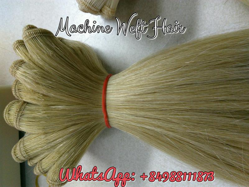 Standard Double Drawn Remy Weft Hair Wholesale Price Premium Quality