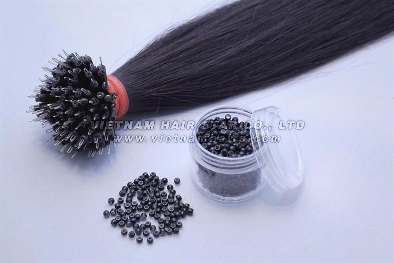 Nano-Link Hair Extensions Wholesale Price Top Vietnam Supplier