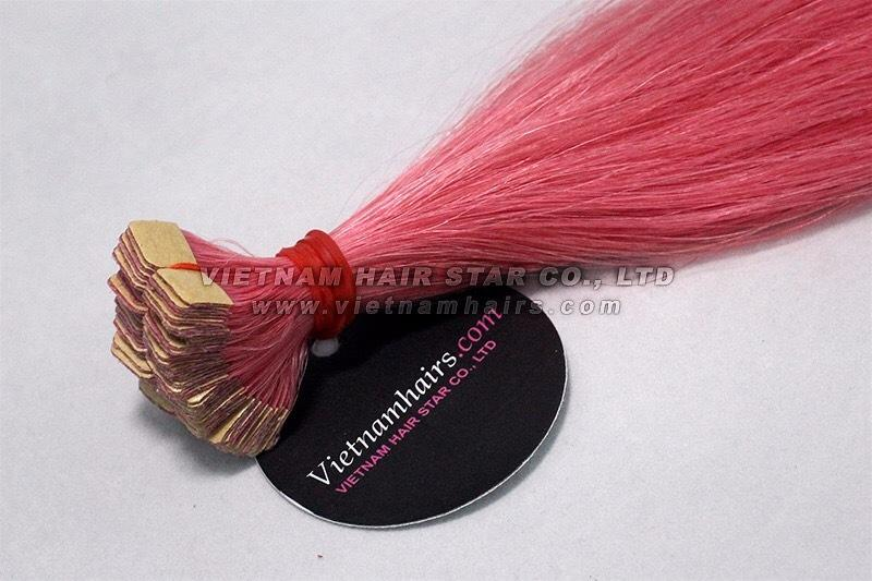 Pu M-Tip/ Tape Hair Extensions Wholesale Price Best Selling