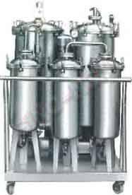 Flame-resistant Oil Purifier / Fire resistant oil purifier (FV)