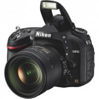 Nikon D610 24.3MP Digital SLR Camera With Nikkor AF-S 24-85mm f/3.5-4.5G ED VR Lens Kit