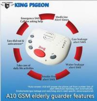 GSM Medical alarm Elderly Guarder PC programme