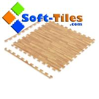 Wood Effecting Floor Non-toxic Exporting to Europe and USA