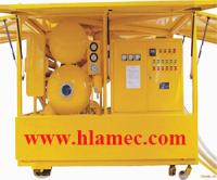 High Vacuum Dielectric Oil Purifier