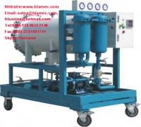 Diesel Fuel Oil Filter Machine