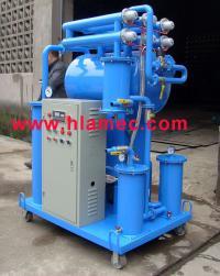 Vacuum Transformer Oil Purifier Machine