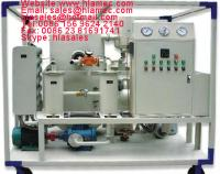 Waste Hydraulic Oil Filtration Flushing Machine