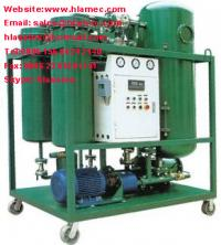 High Vacuum Turbine Oil Filter Machine