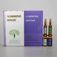 SLIMMING MAGIC (PPC + L-CARNITINE Injection)