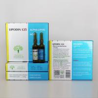 LIPODIN 125 (ALPHA-LIPOIC ACID INJECTION)