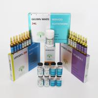 Gludin White 24G Skin Whitening Package with Dinbooster