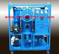 DVTP Vacuum Transformer Oil Purification System