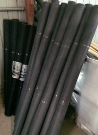 Fiberglass window and door screen