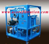 4000L/hr Vacuum Transformer Oil Purifier Machine