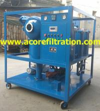 Vacuum Transformer Oil Purification System Manufacturer