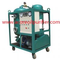 Used Lubricating Oil Purifier Machine