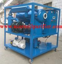 High Vacuum Transformer Oil Treatment Equipment