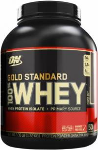 Gold Standard 100% Whey 5 Lbs.