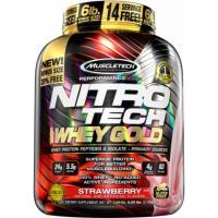 MuscleTech NITRO-TECH 100% Whey Gold 5.5LBS