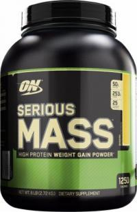 Optimum Nutrition Serious Mass 6LBS