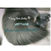 Super Double Drawn Remy Weft Hair Wholesale Price Premium Quality