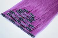 PU Clip-in Hair Extensions Wholesale Price Top Gold Quality Supplier