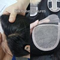 Handmade Silk Base Closures Wholesale Price Premium Quality Top Vietnam Supplier