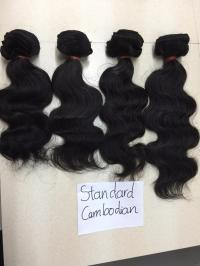 Standard Cambodian Weft Hair Wholesale Price