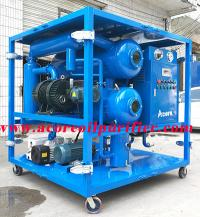 Vacuum Transformer Oil Purification Plant for Sale South Africa