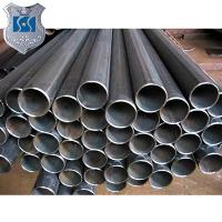 Black Galvanized Steel Pipe