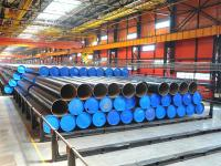 SSAW steel pipe EN 10217 / 10219 S235