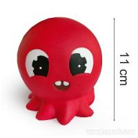 Octopus Squishy Animal Red Squishies Toy