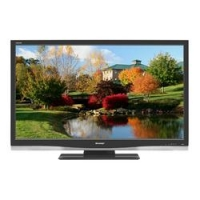52-Inch Aquos 1080p HDTV LCD Television Black/Silver