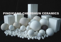 Middle and High Alumina Balls  Bricks