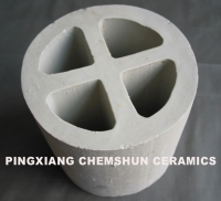 ceramic cross partition rings