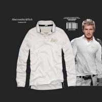 A&F long sleeve shirts