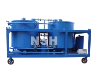 Waste oil recycling plant, used oil recycling machine