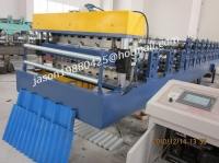 Double Layer Sheet Roll Forming Machine