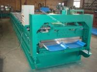Standing Seam Panel Roll Forming Machine