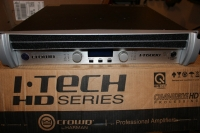 Crown I-T6000 ITECH I-TECH 6000 Power Pro Amplifier Amp------900Euro