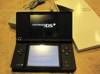 Nintendo DSi Handheld Dual LCD (One Touchscreen) Game System w/Dual Digital Cameras & WiFi -----250Euro