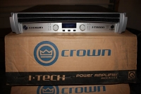 Crown I-T8000 ITECH I-TECH 8000  Amplifier Amp----800Euro