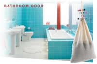 SMELLEZE Reusable Bathroom Odor Removal Pouch: Medium