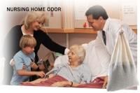 SMELLEZE Reusable Nursing Home Odor Removal Pouch: XX Large